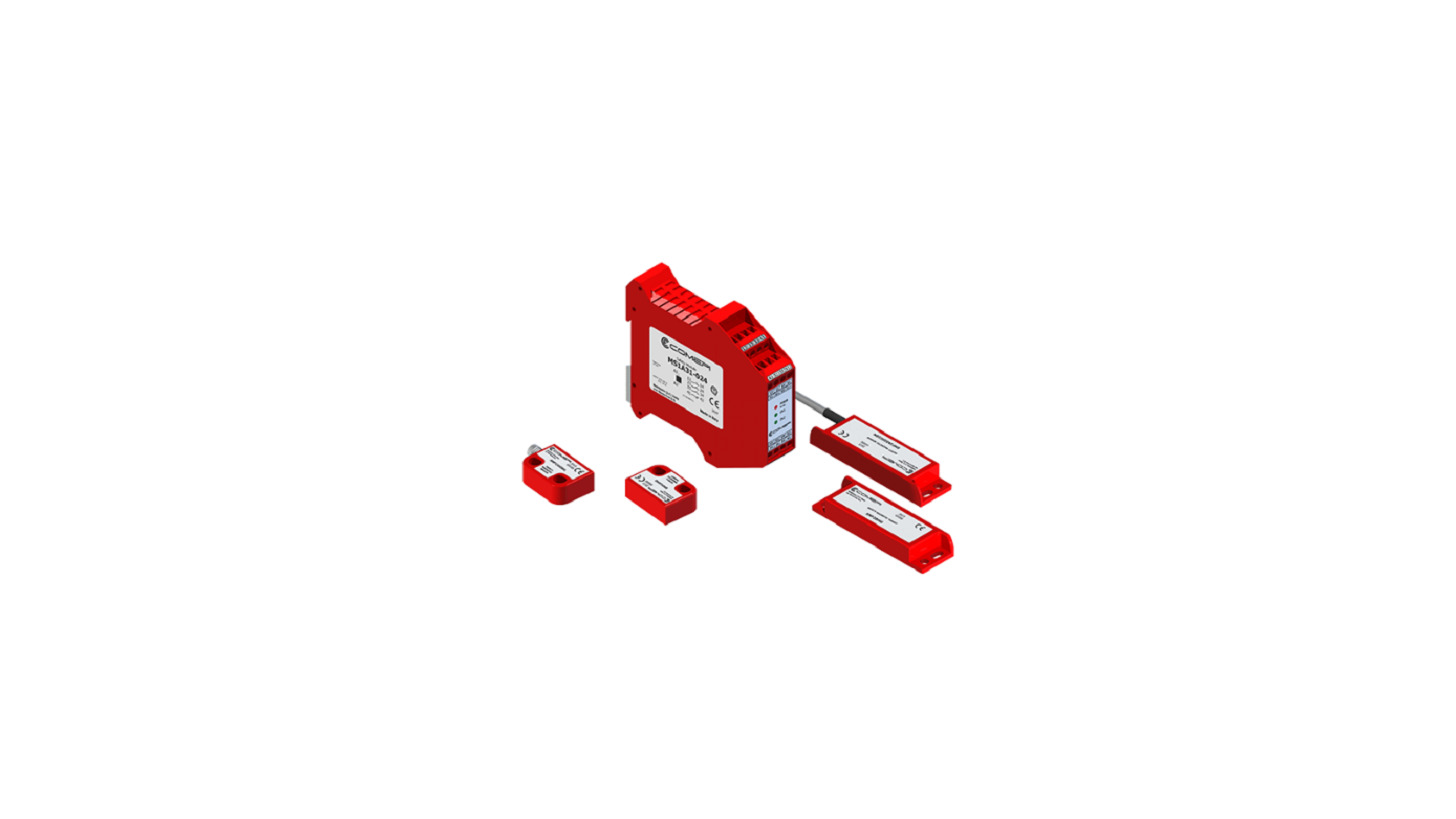 Logo Safety modules and magnetic sensors