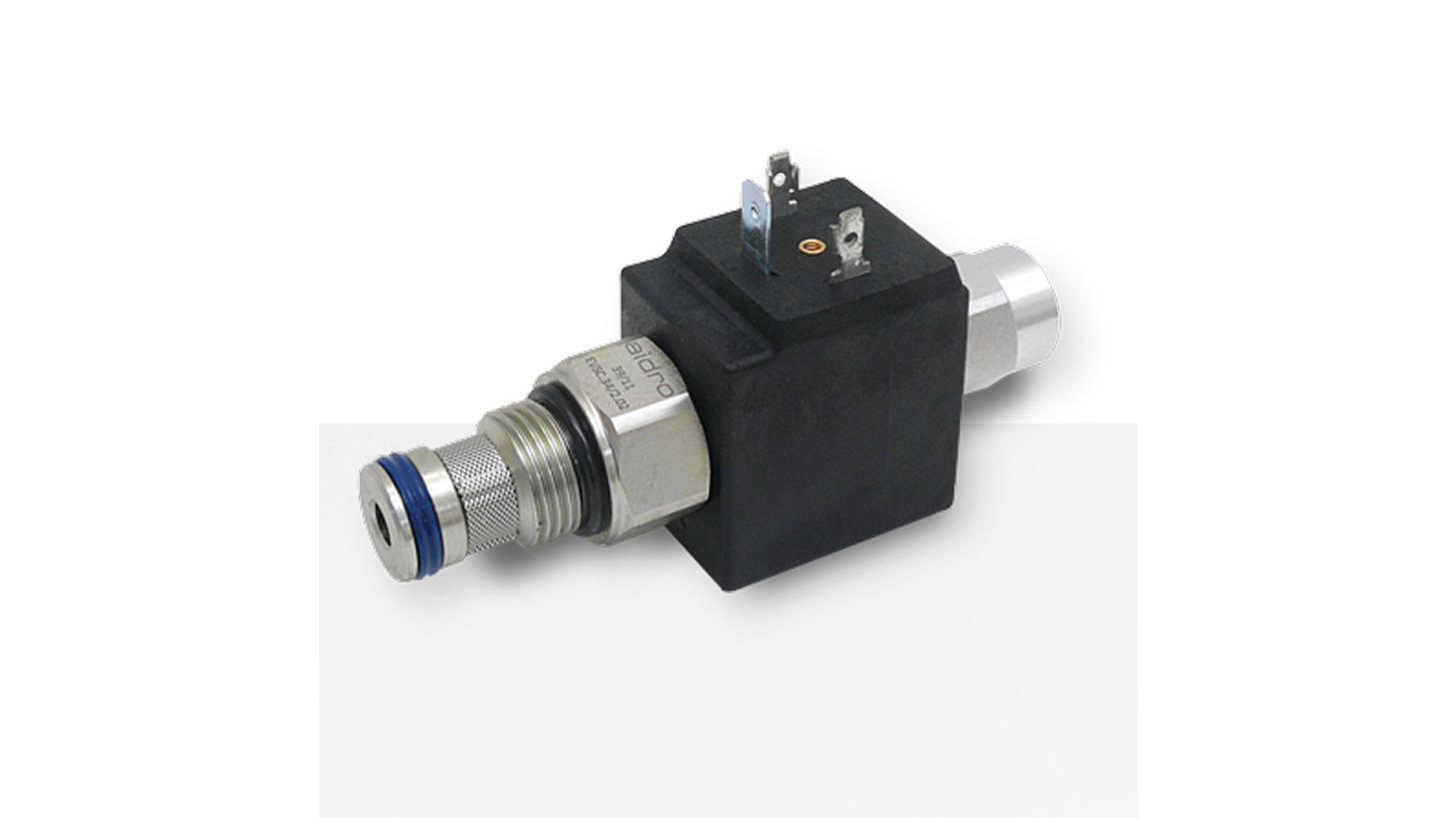 Logo CARTRIDGE VALVES