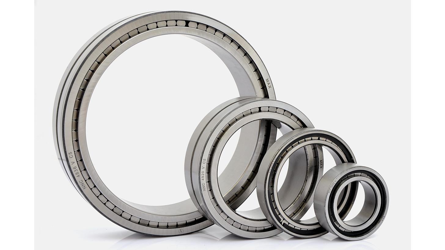 Logo Cylindrical & Needle Roller Bearings