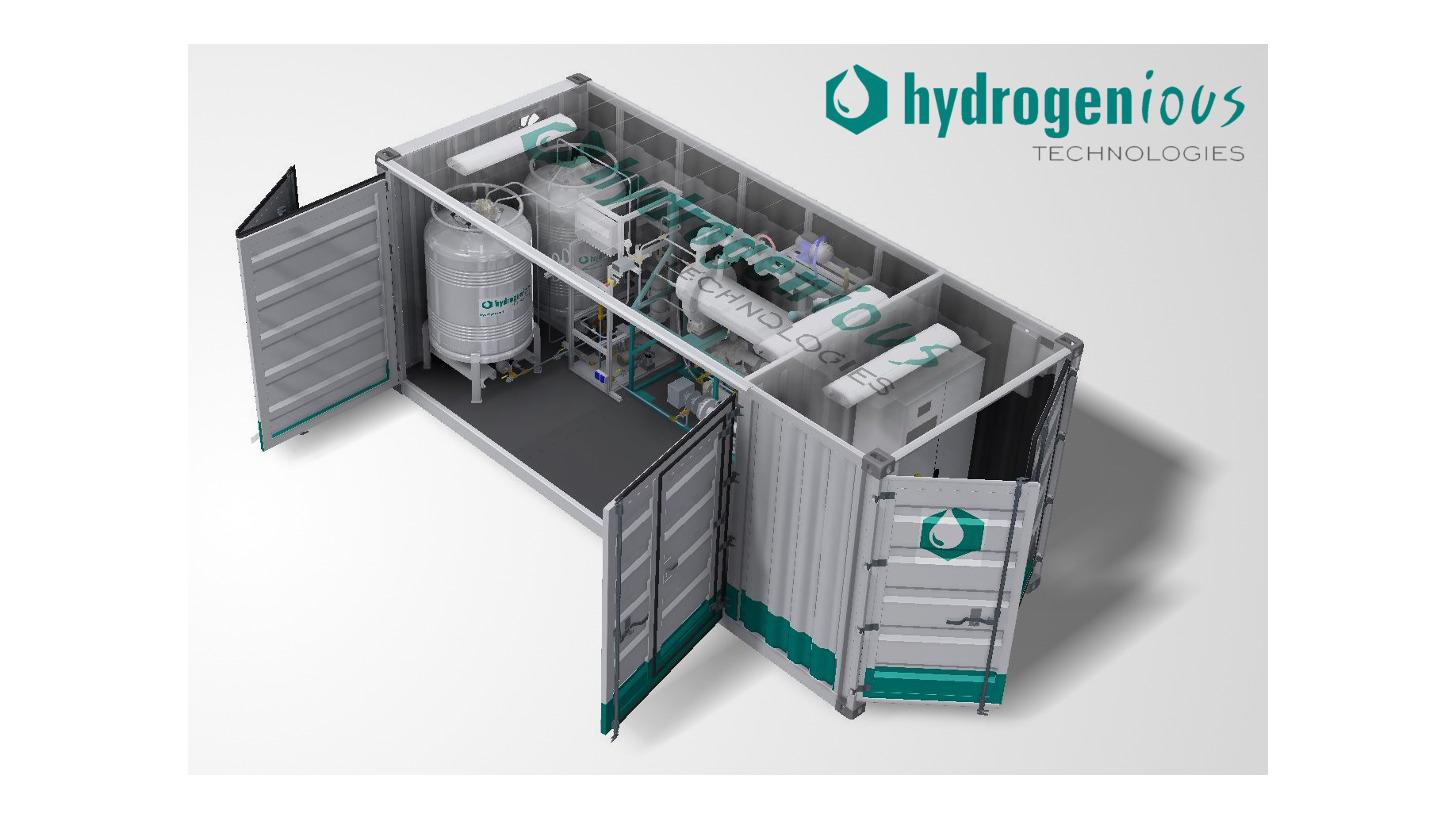 Logo Hydrogenious StorageBOX and ReleaseBOX