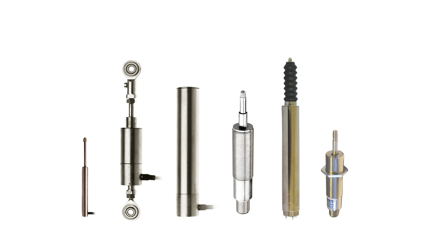 Logo Inductive displacement sensors
