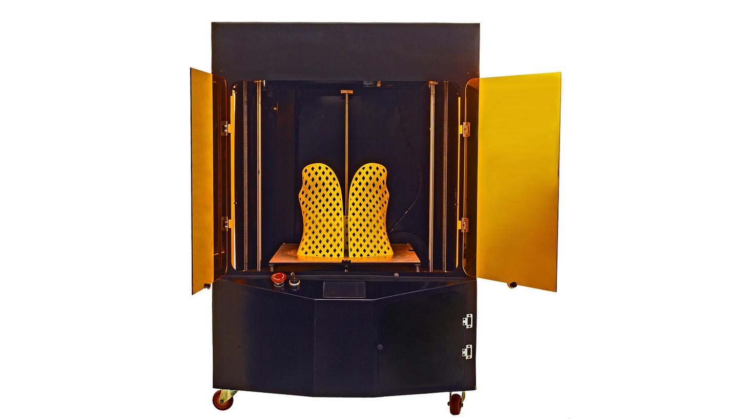 Logo Mavis 3D printer
