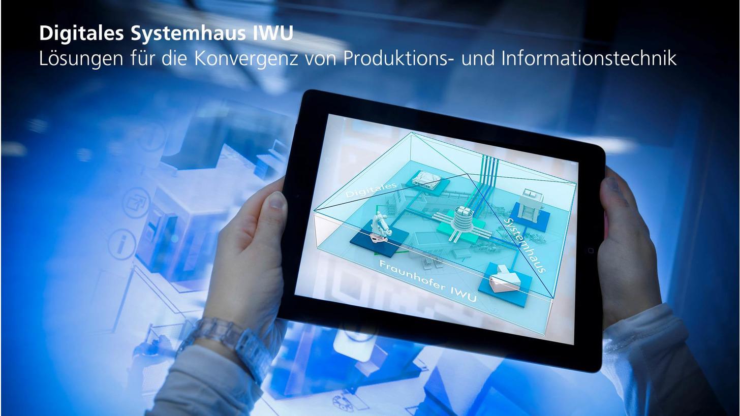 Logo Digitales Systemhaus IWU