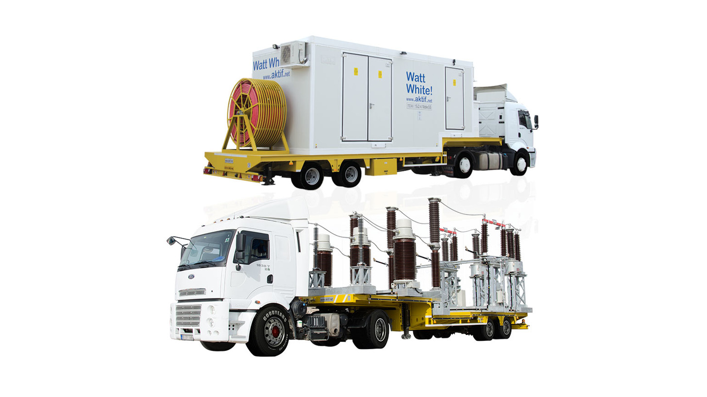 Logo Mobile Substations