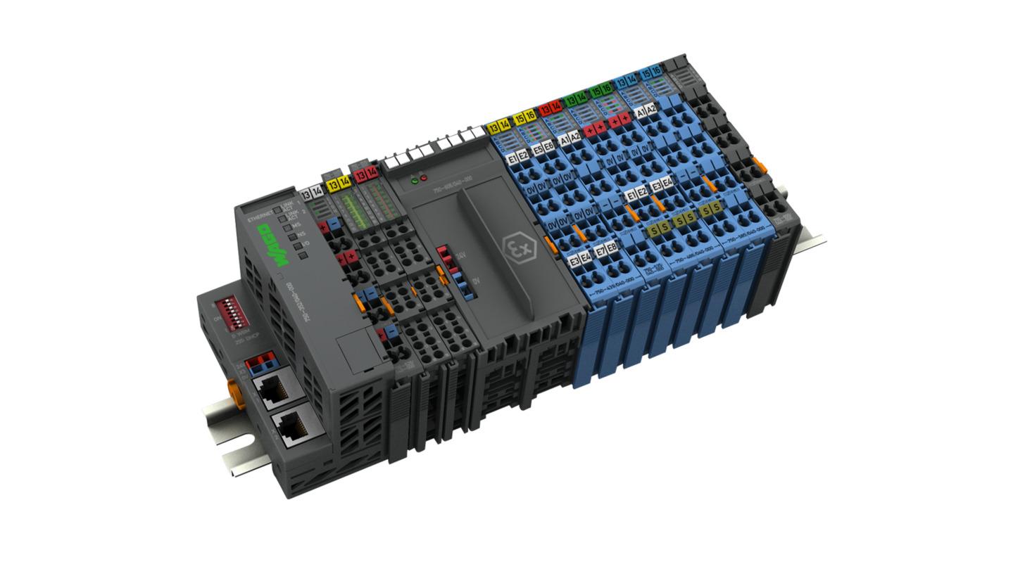 Logo WAGO-I/O-SYSTEM 750 XTR