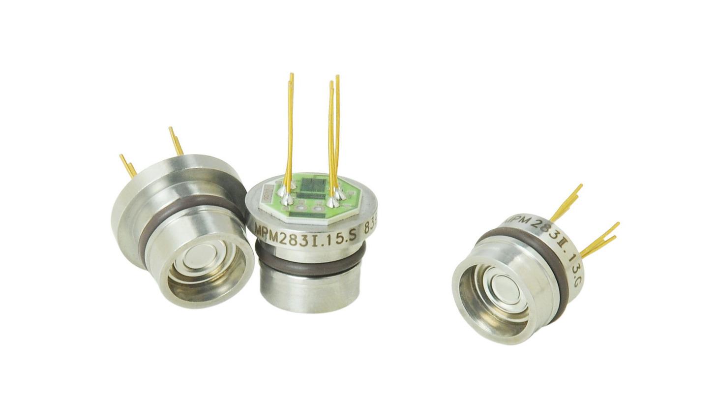 Logo MPM283 Compact Pressure Sensor