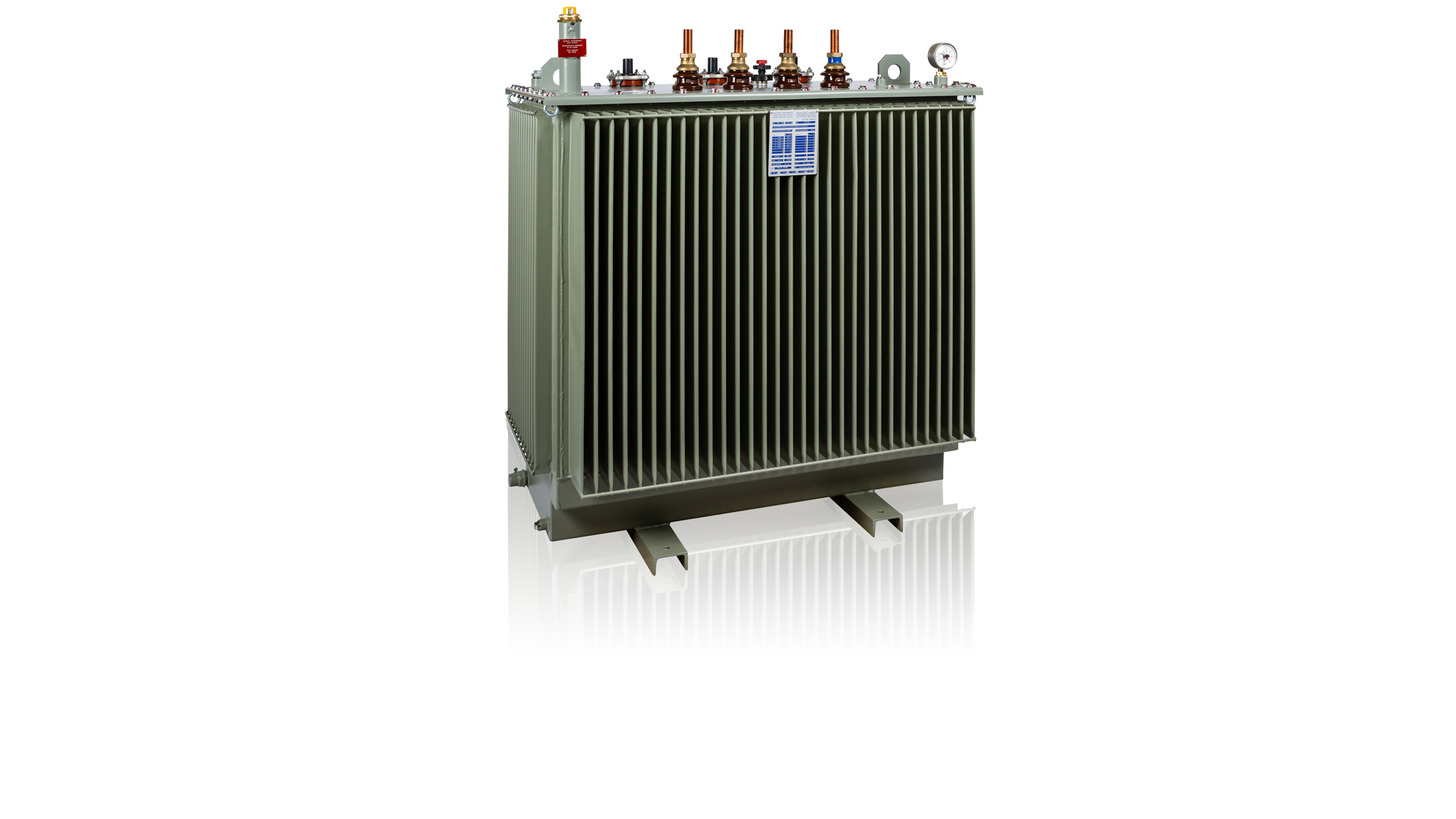 Logo Distribution transformer