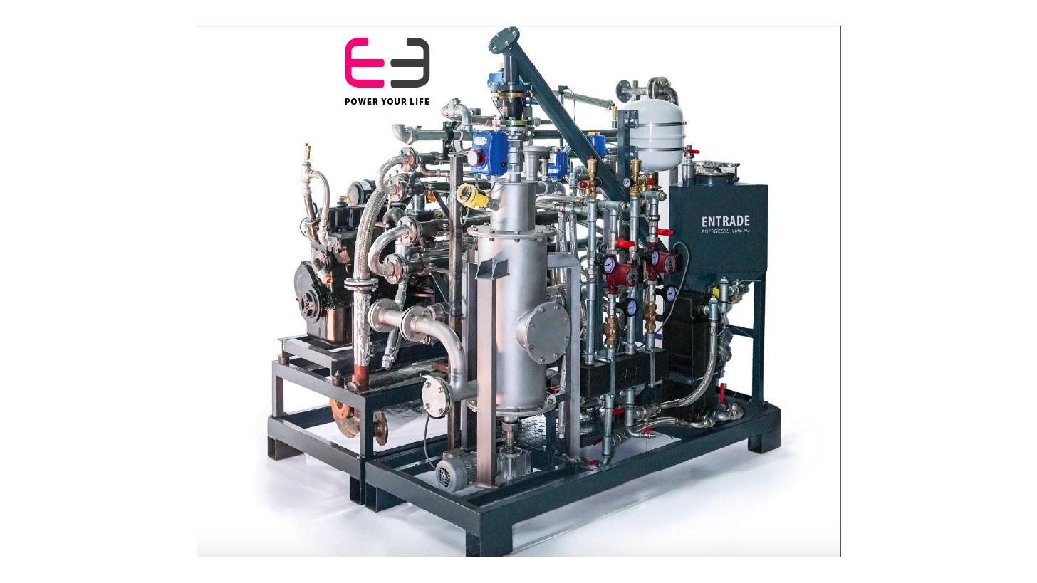 Logo E4 das kleinste Bio-Kraftwerk der Welt