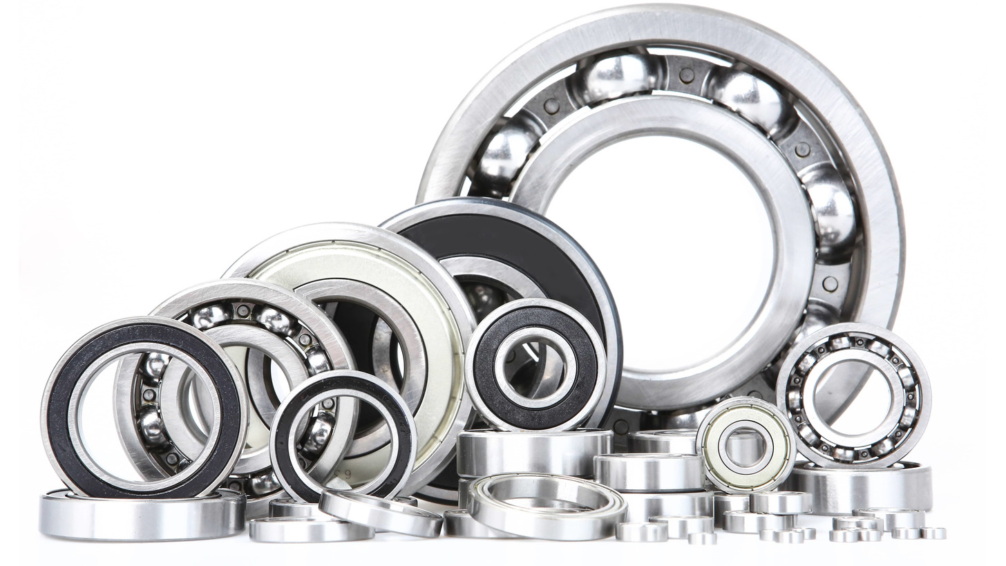 Logo deep groove ball bearing