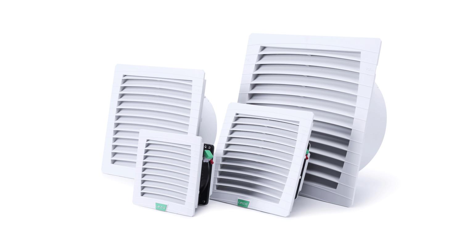 Logo Cabinet Filter Fan