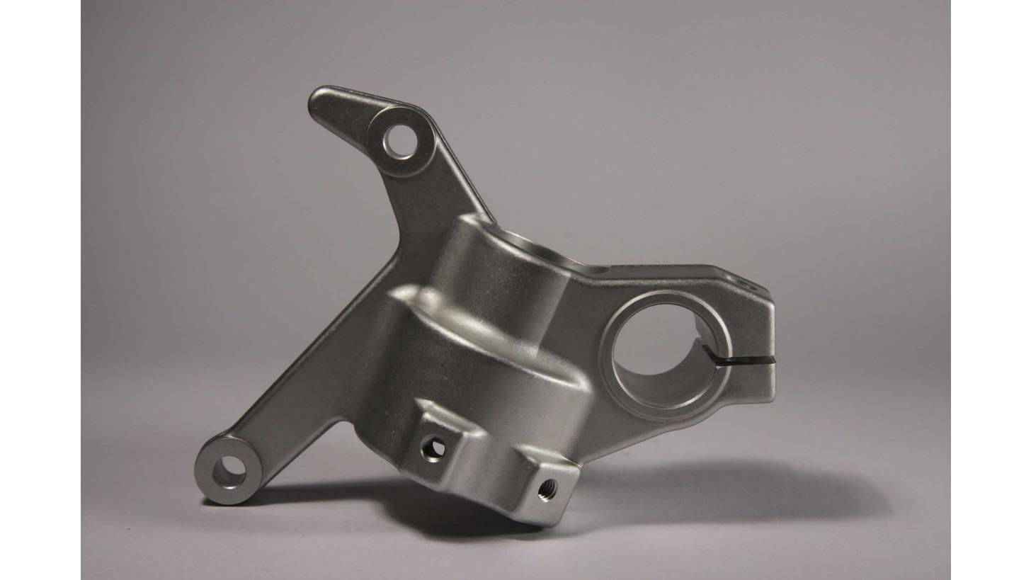 Logo CNC machining