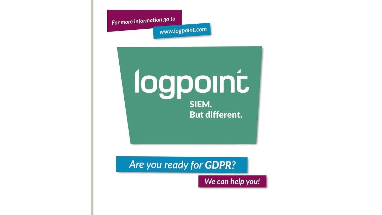 Logo LogPoint SIEM 6.1