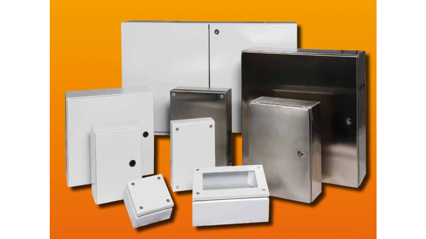 Logo Wall mount boxes ST series