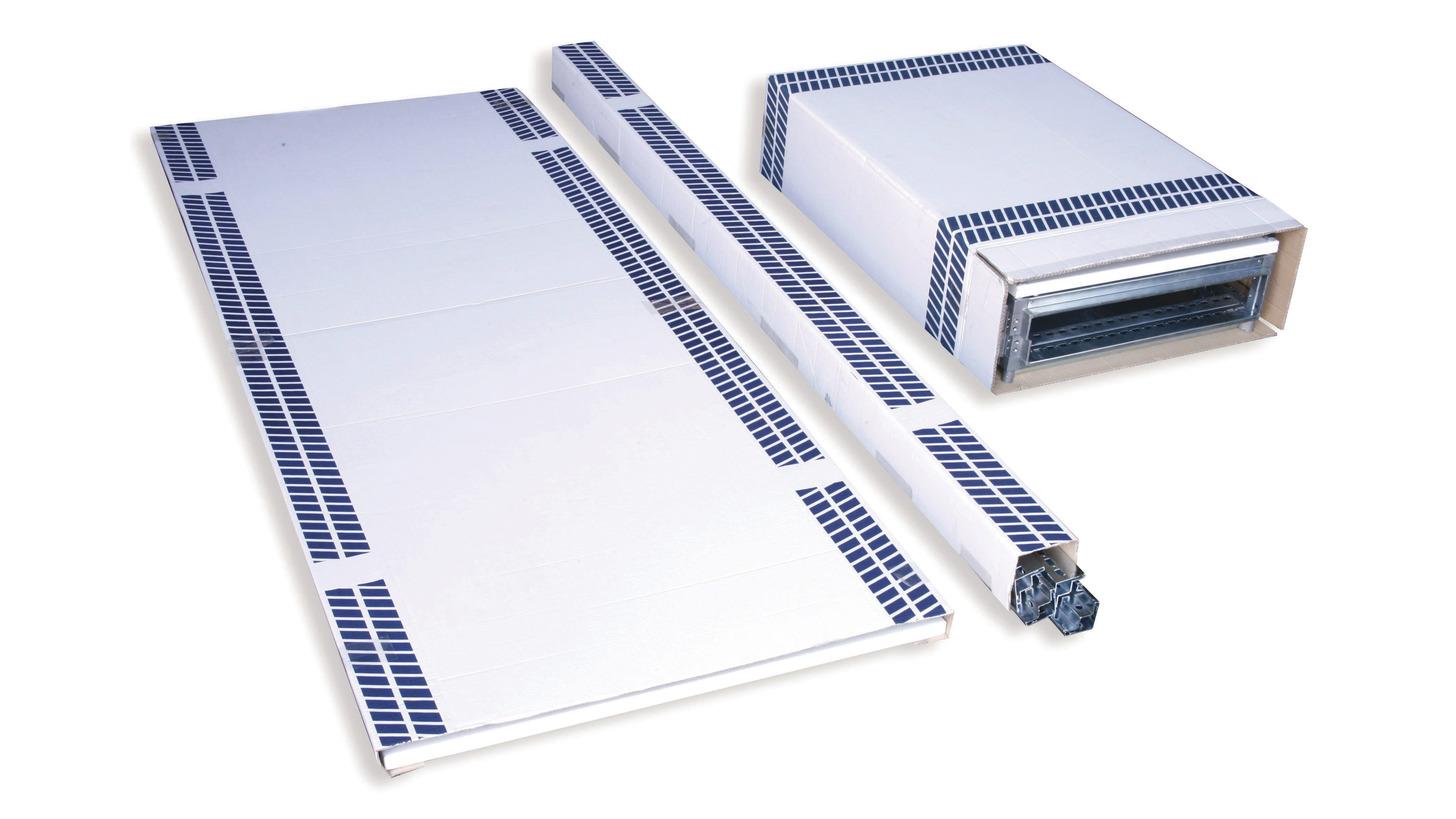 Logo Floorstanding enclosure OK Series