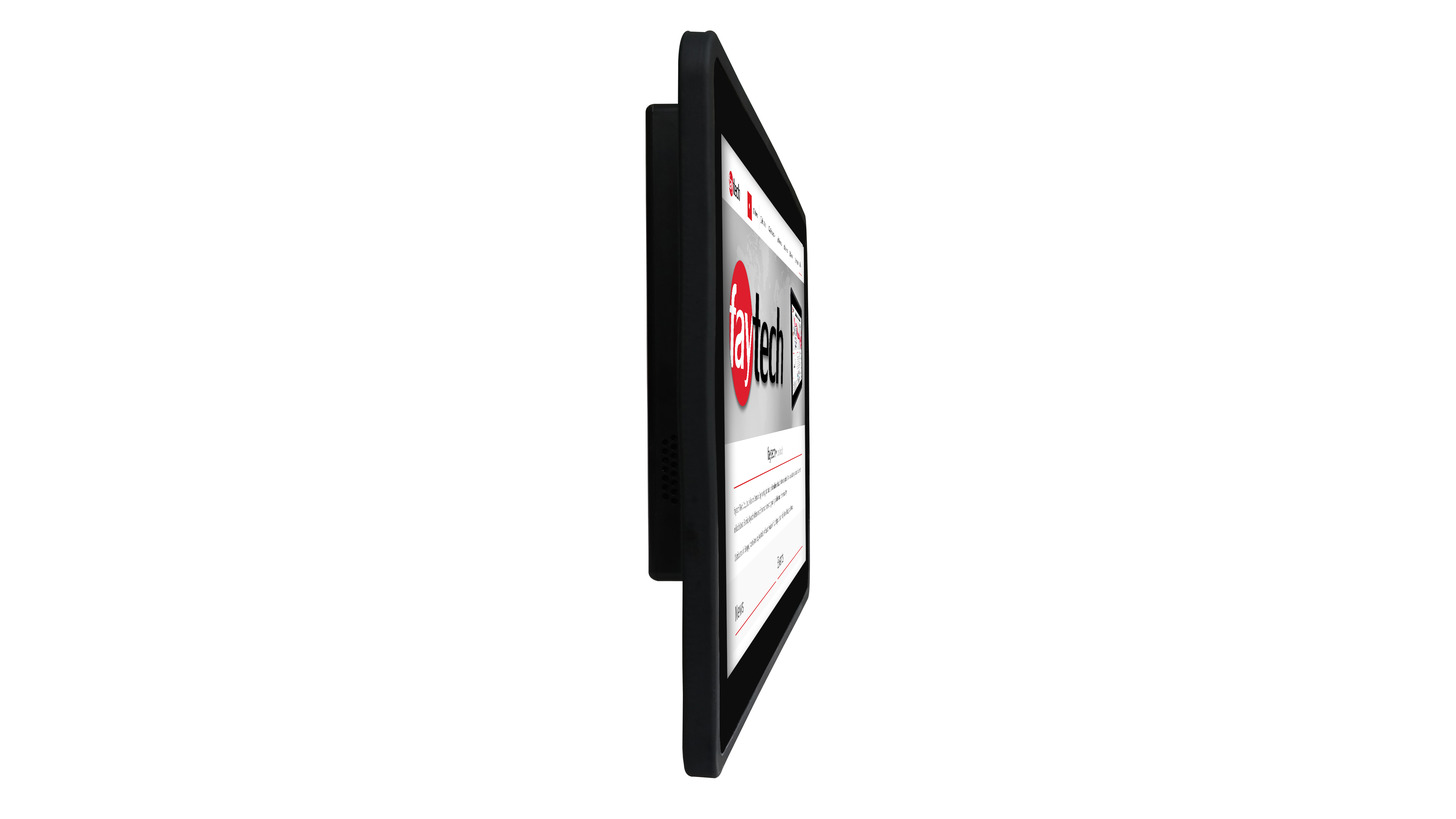 "Logo 13.3"" Capacitive Touch Monitor"