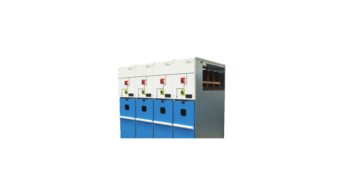 Logo DF-3 - Medium-voltage Switchgear