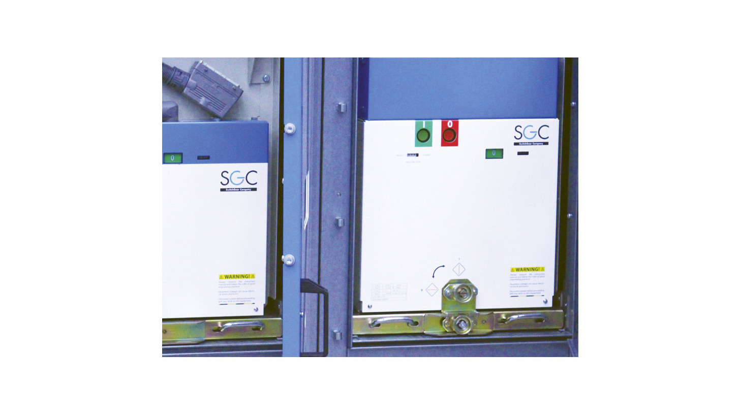Logo DW-2 Air-Insulated Switchgear Solution