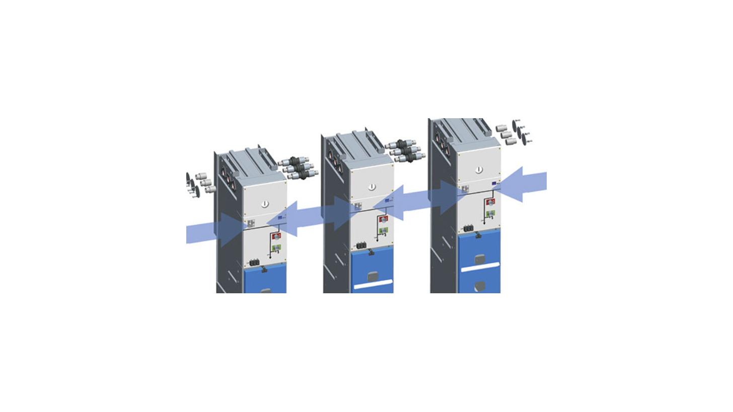 Logo DI-2 MV Switchgear Rated Voltage of 36kV