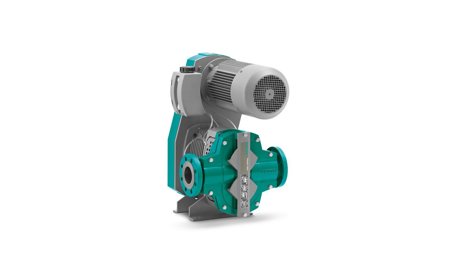 Logo TORNADO® rotary lobe pumps