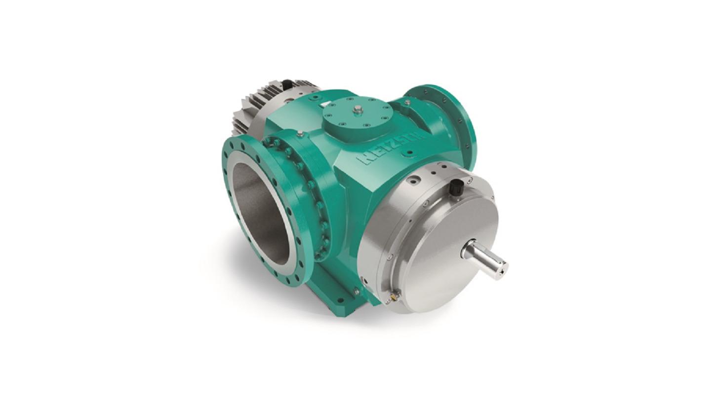 Logo NOTOS® Multi Screw Pump