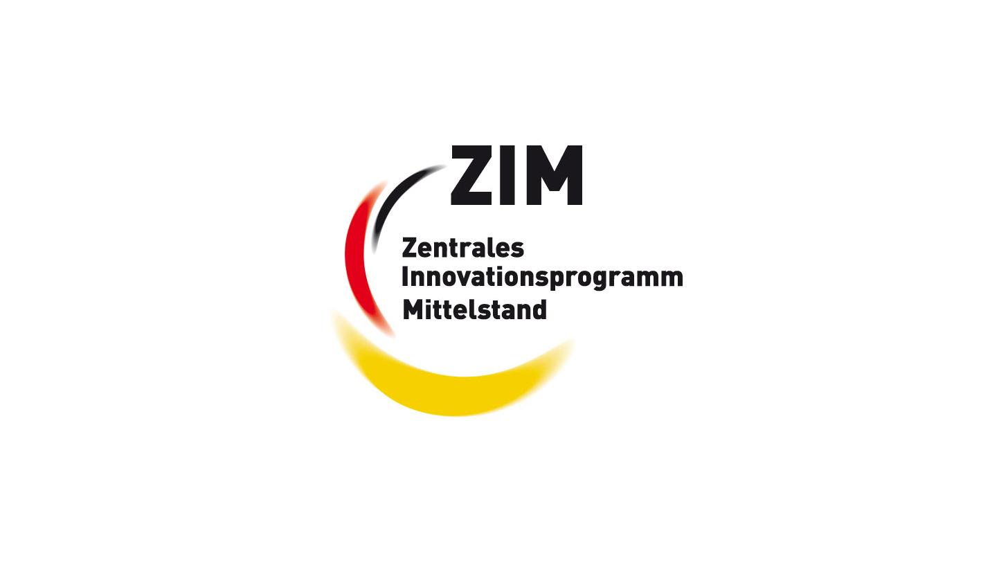 Logo Förderprogramm ZIM-Einzelprojekte