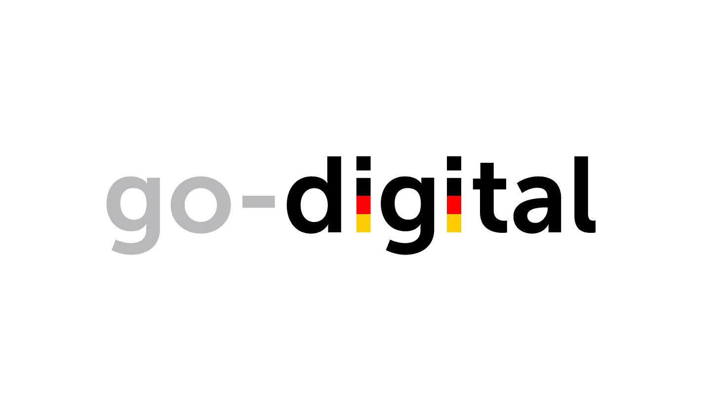 Logo Förderprogramm go-digital