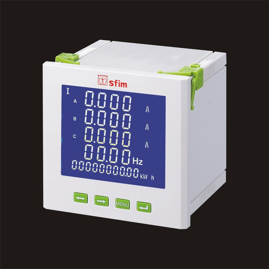 Logo Panel Meter