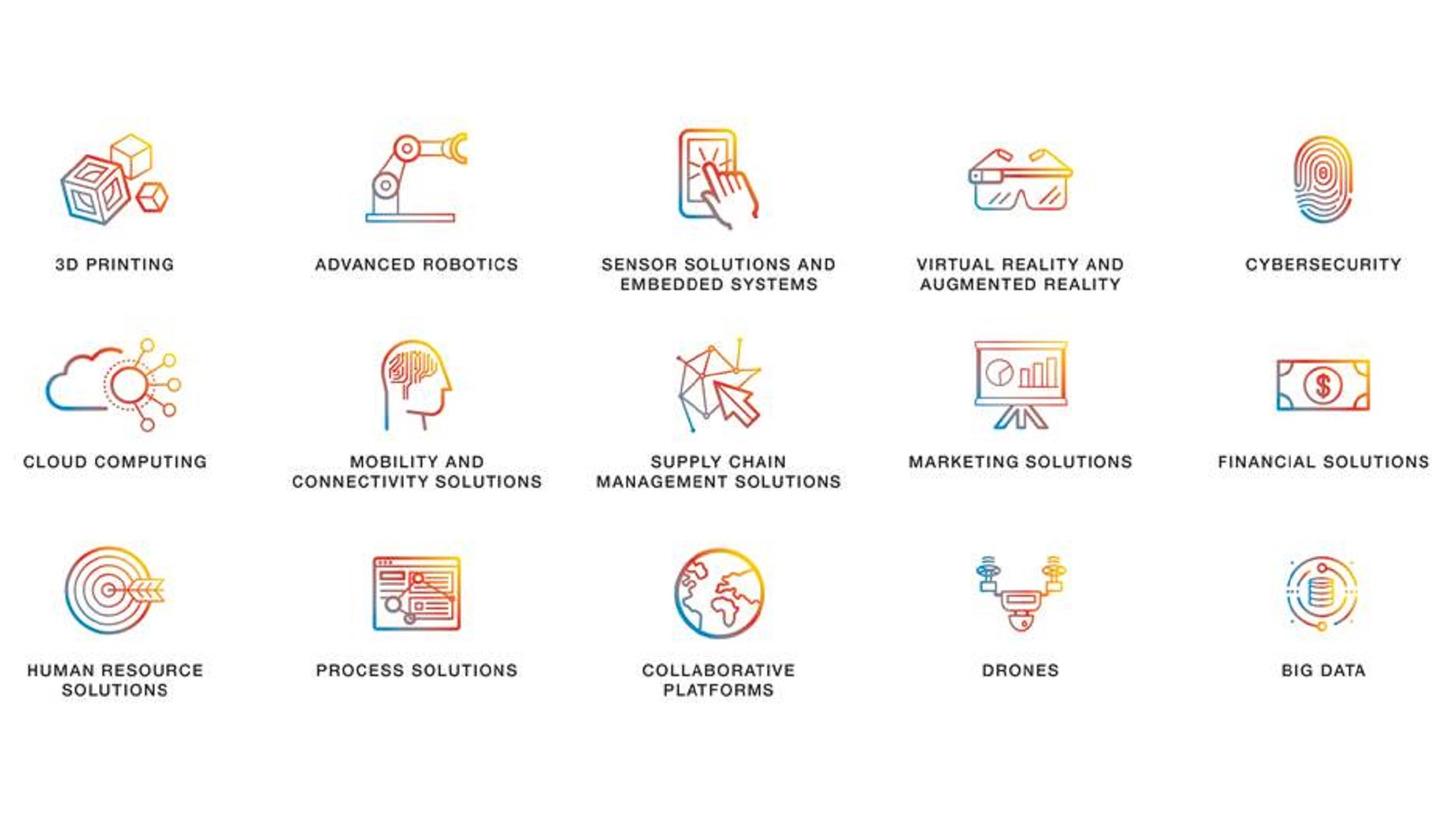 Logo Industry 4.0 ASTURIAS