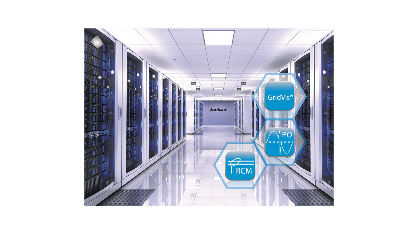 Logo 3-in-1 solution for EnMS in data centres