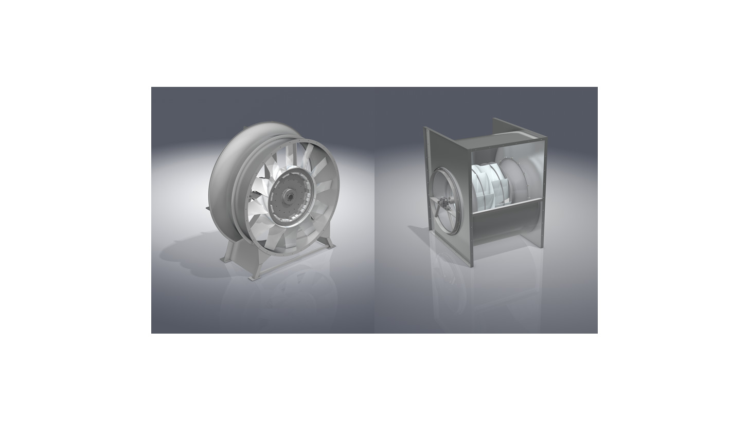 Logo LTG Axial and Centrifugal Fans
