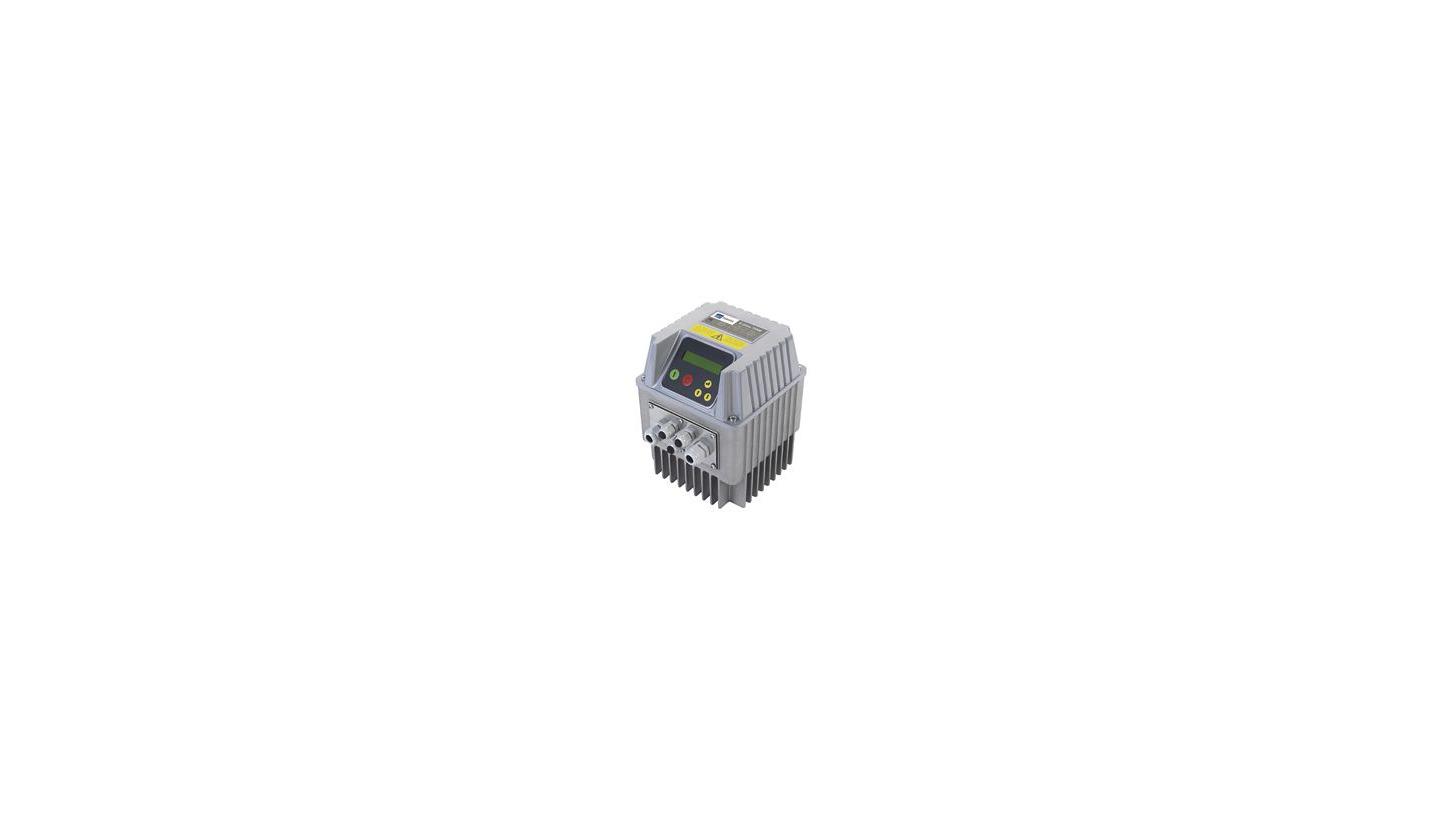 Logo Frequenzumrichter E-drive