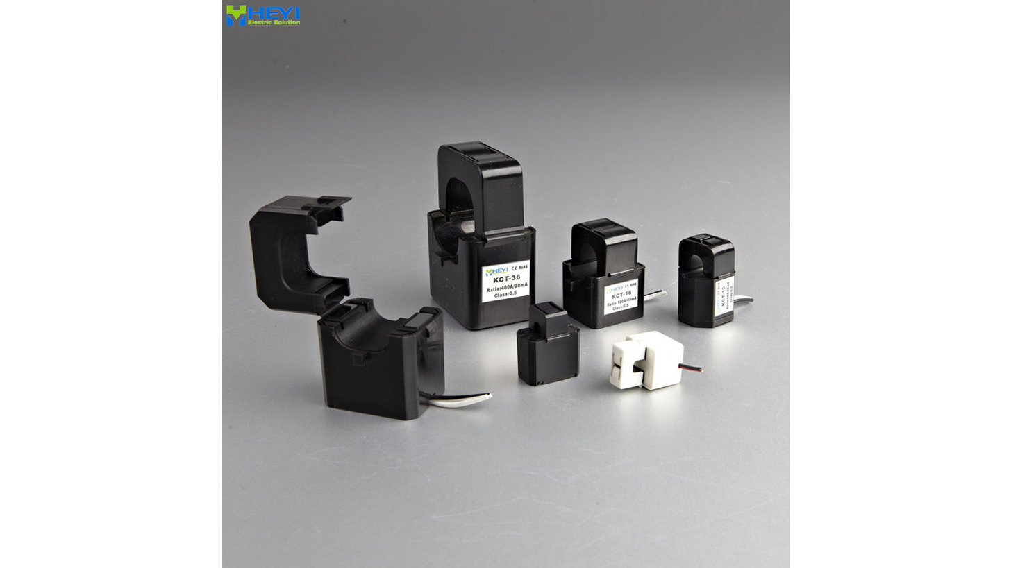 Logo KCT split core current transformer