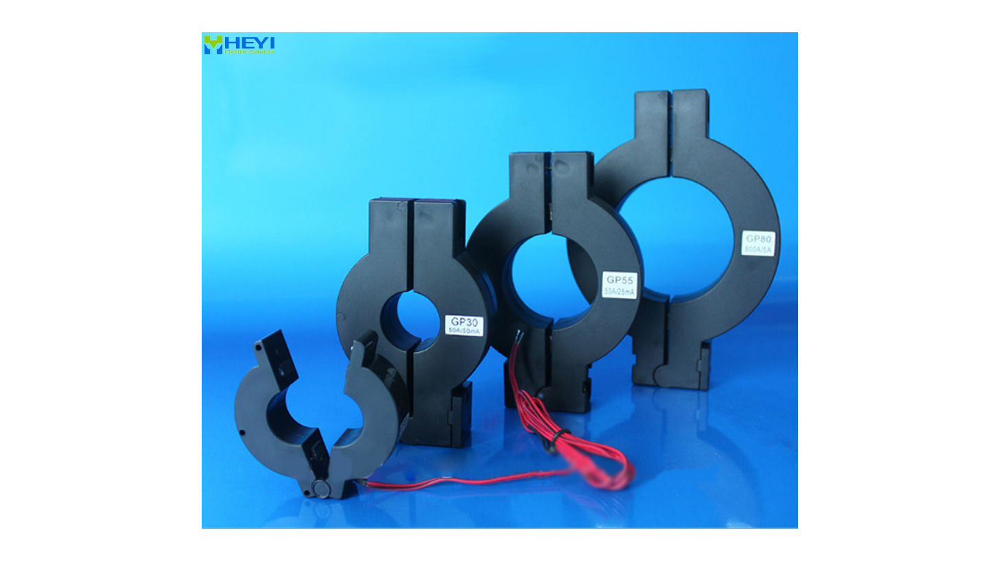 Logo GP split core current transformer