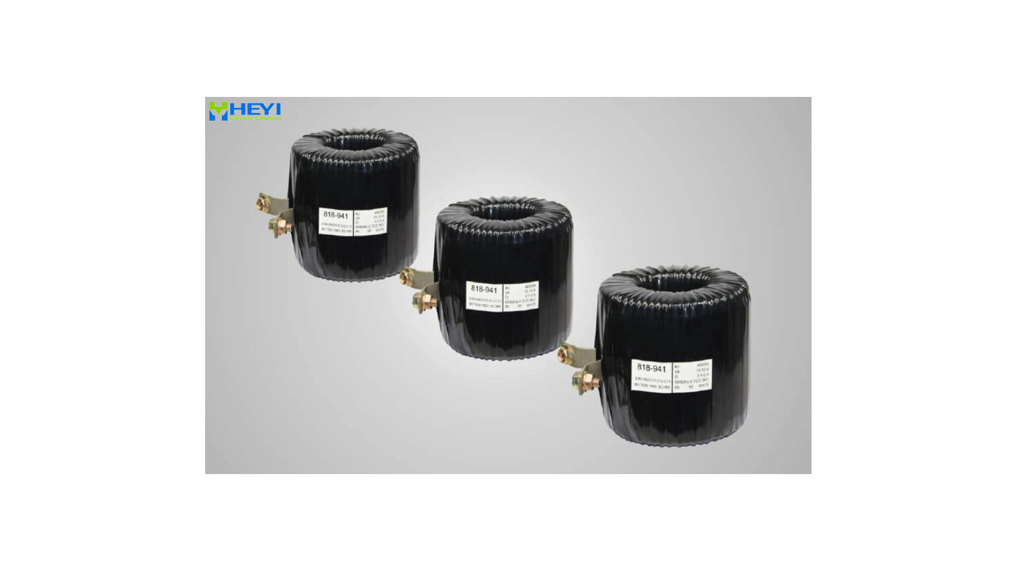 Logo PR Series Current Transformer