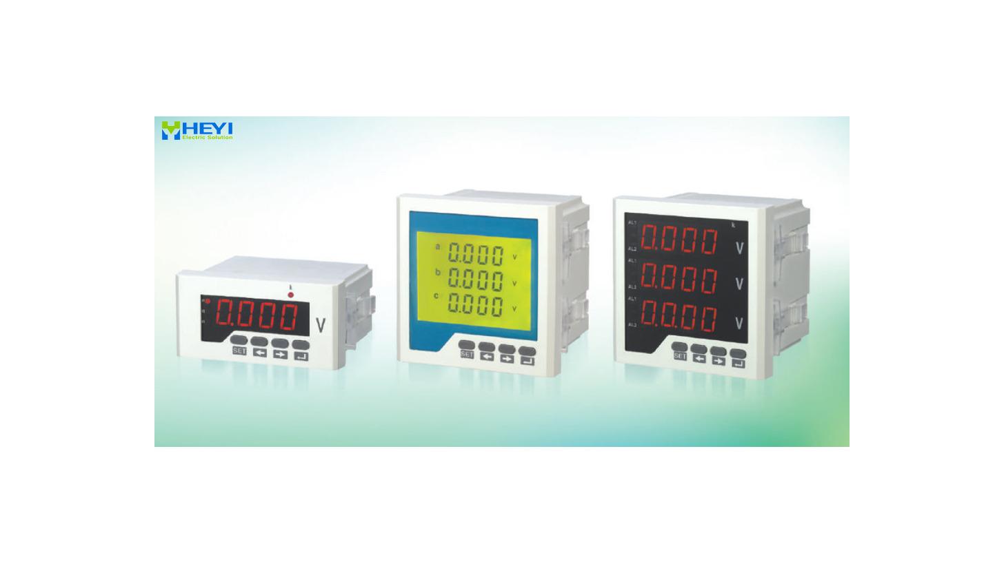 Logo Digital Voltage Meters