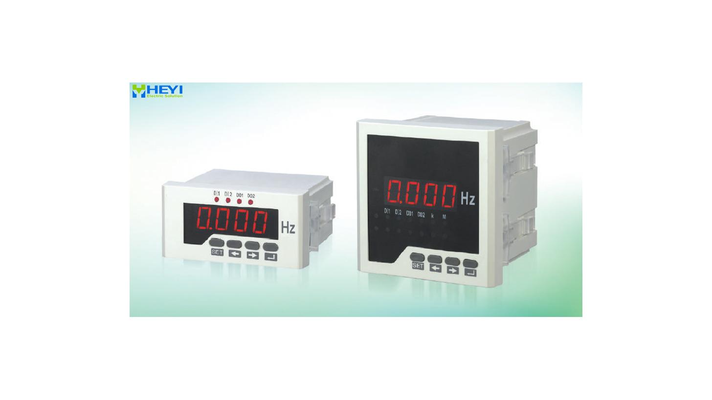 Logo Digital Frequency Meters