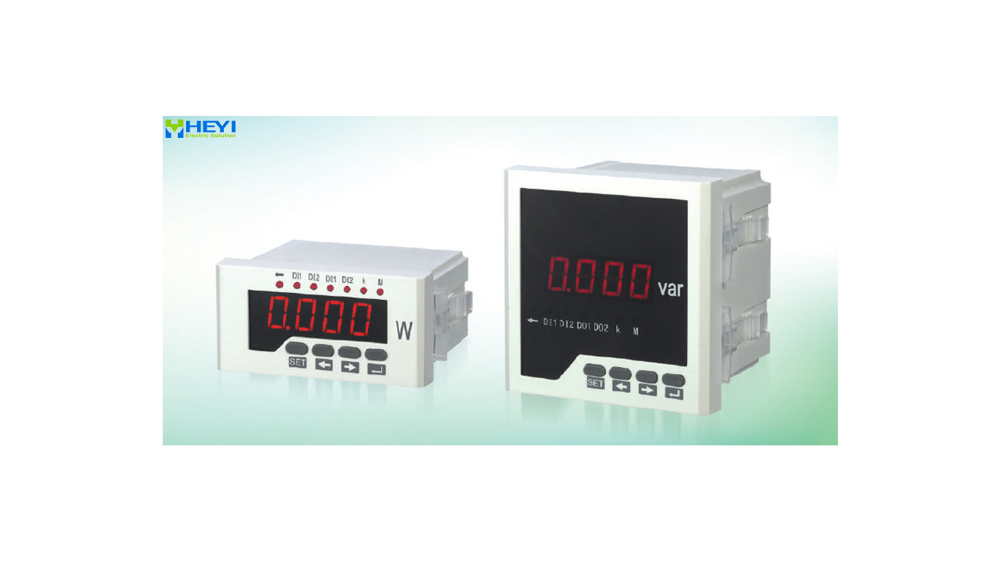 Logo Digital Power Meters