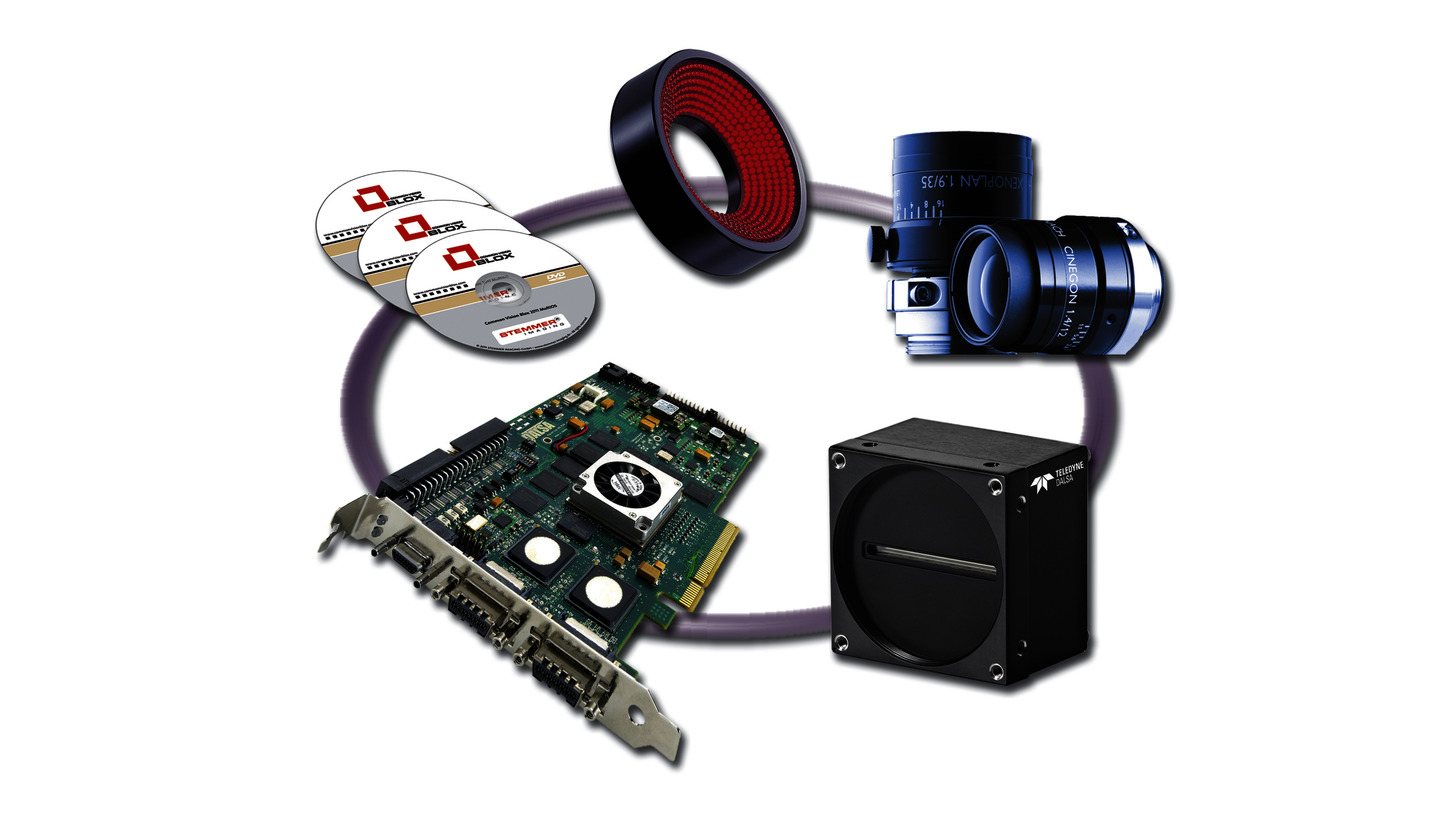 Logo Imaging and machine vision systems