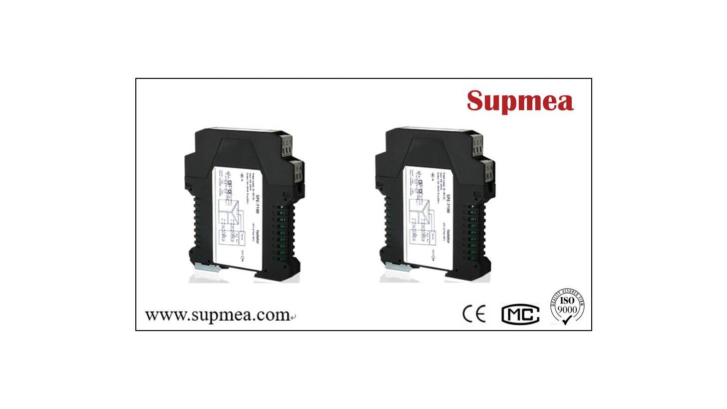 Logo SPE-7000 series SIgnal isolator