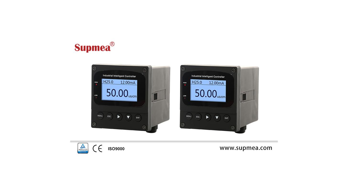 Logo SPE-EC100 Conductivity meter