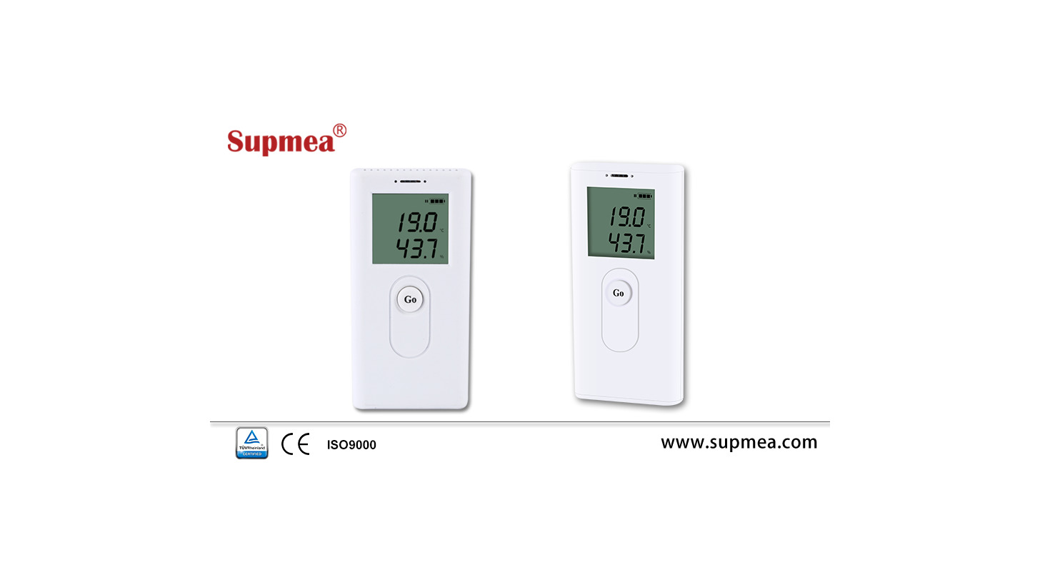 Logo SPE-TH6 Temp& humidity recorder