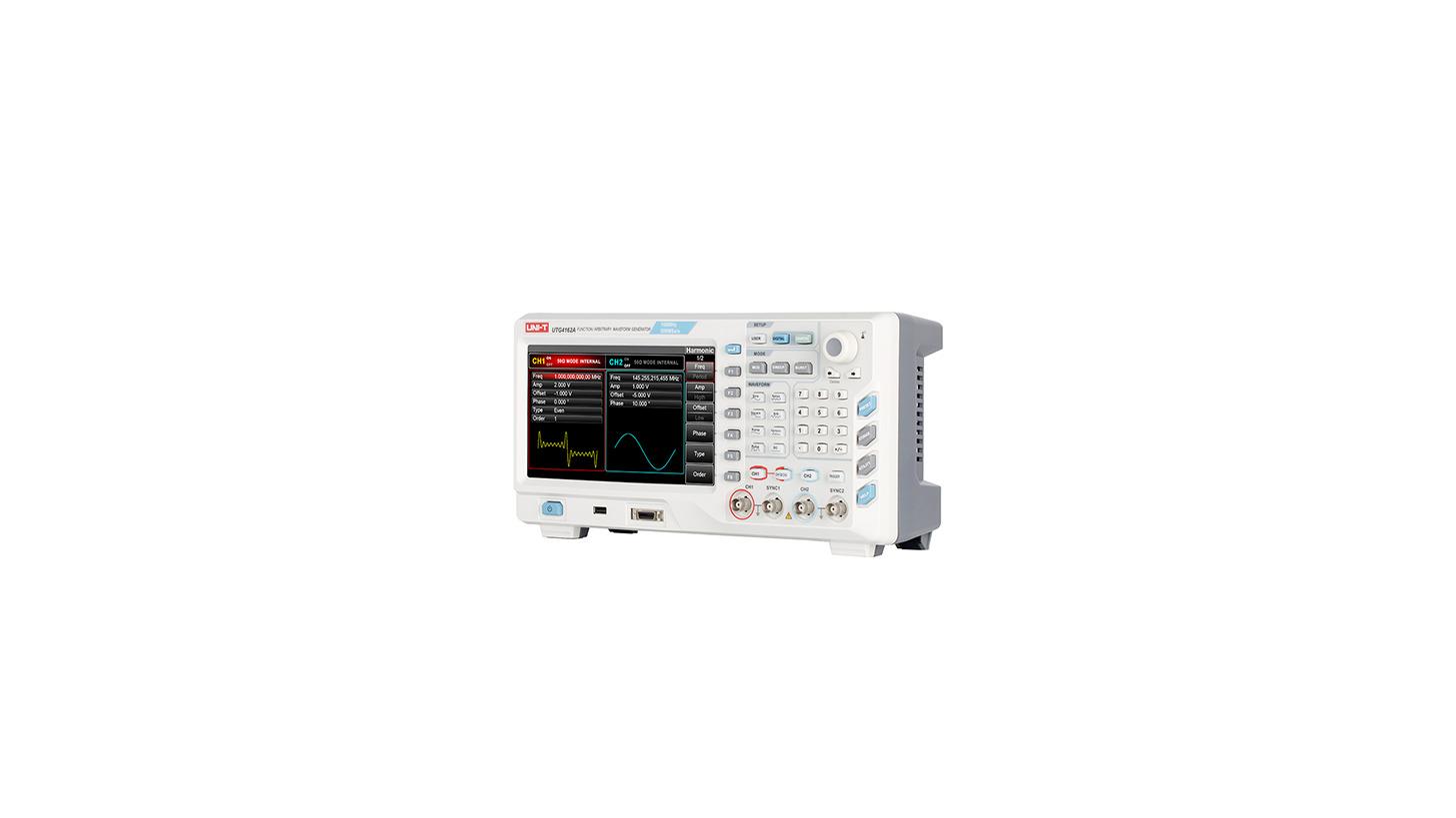 Logo UTG4000A Series Waveform Generators