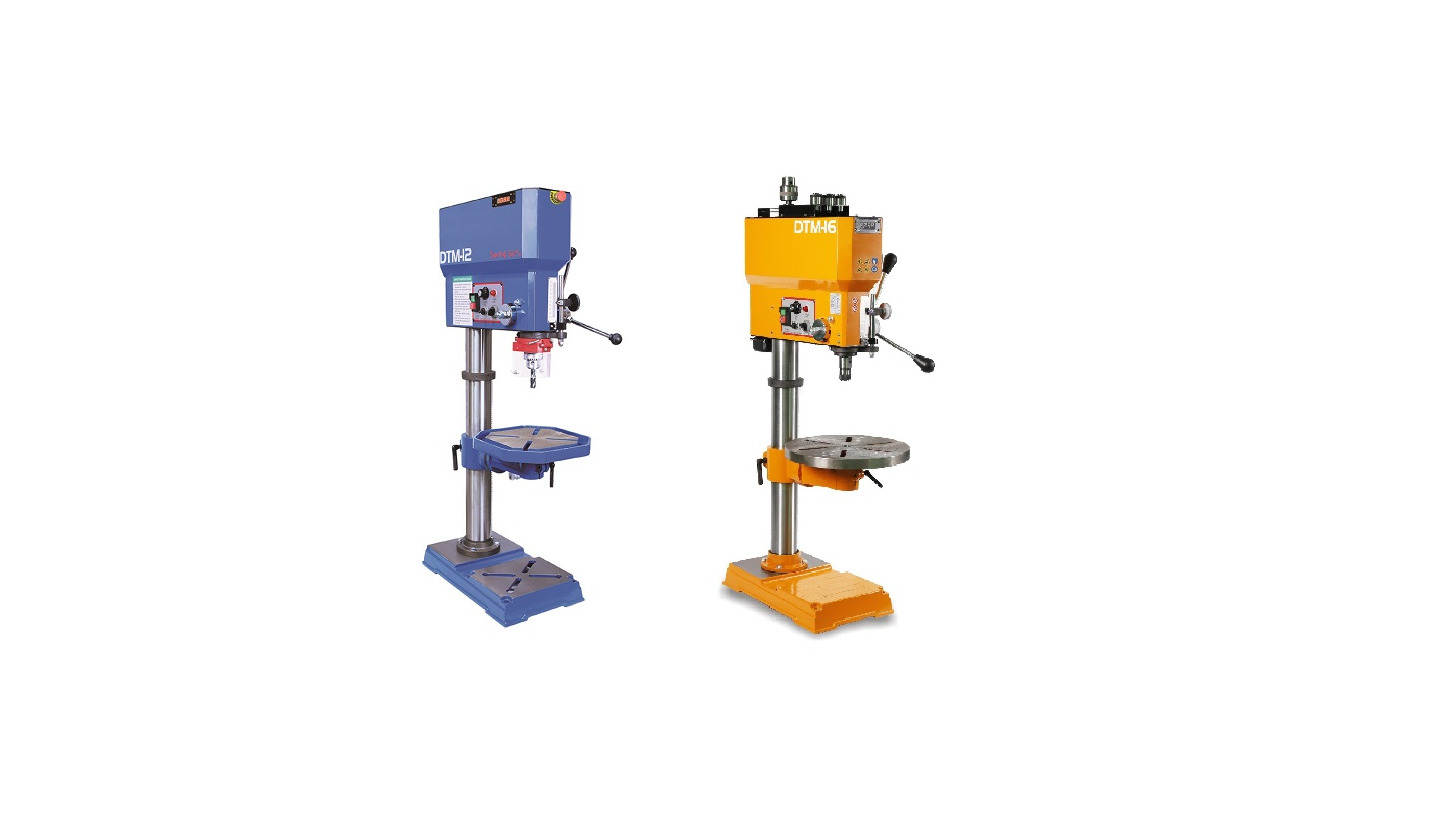 Logo Direct Drive drilling & tapping machine