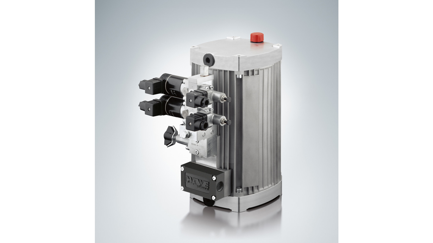 Logo Compact hydraulic power pack