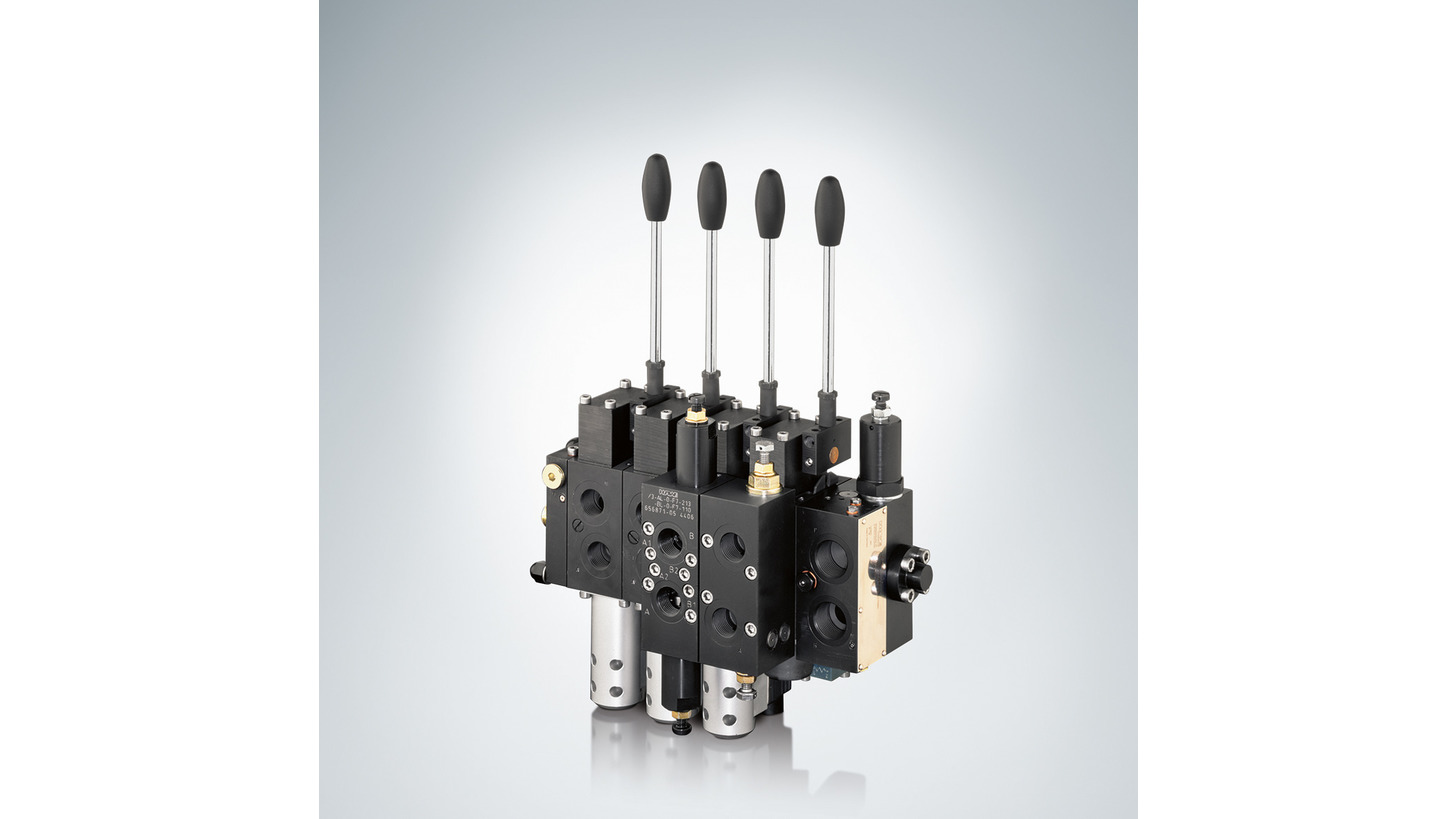 Logo Proportional directional spool valves