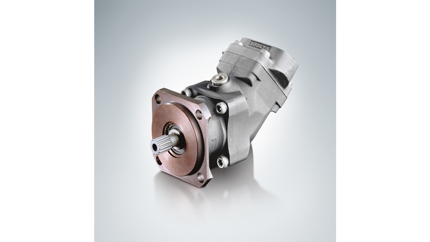 Logo Hydraulic motors