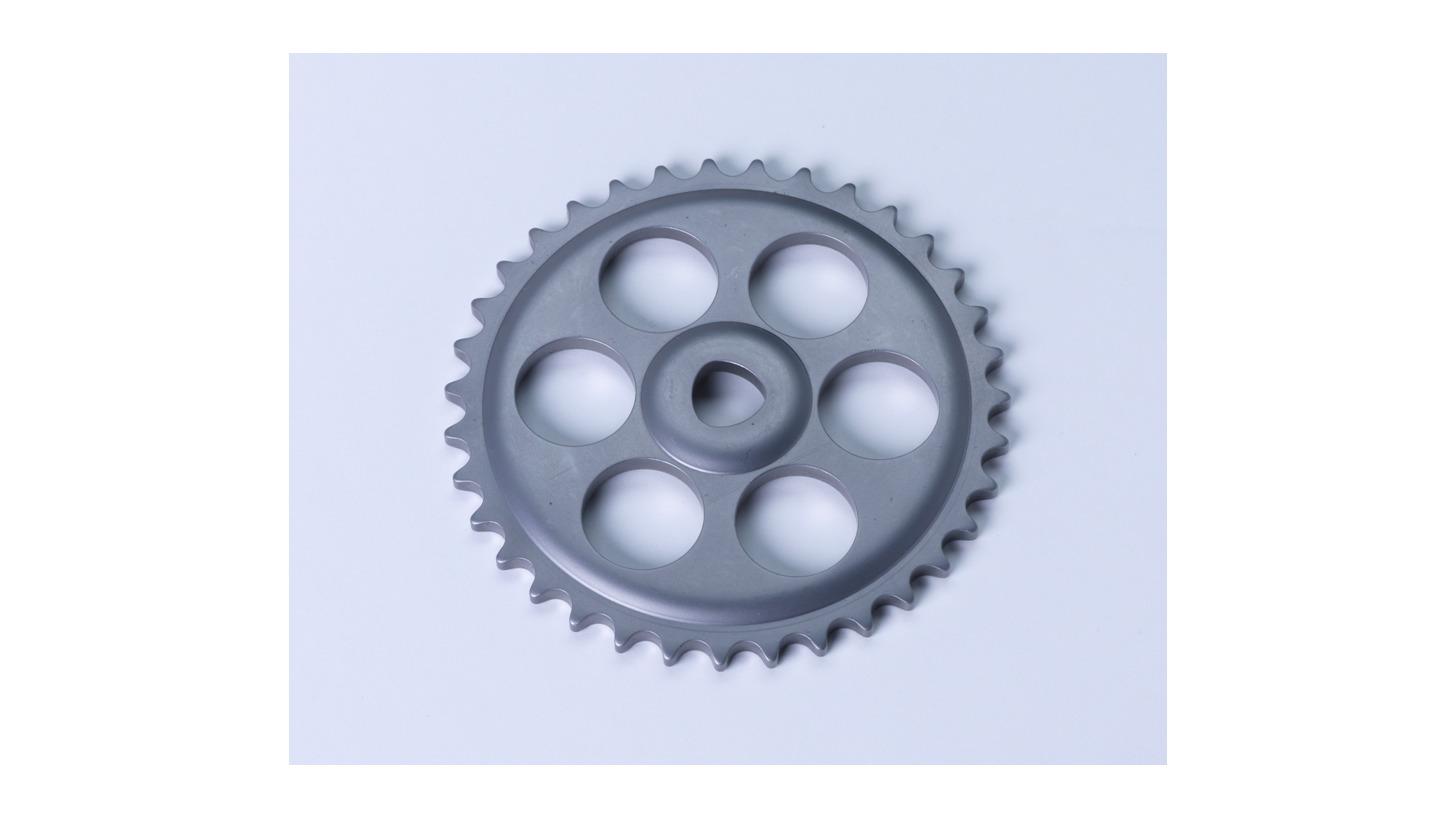 Logo Fine blanking parts