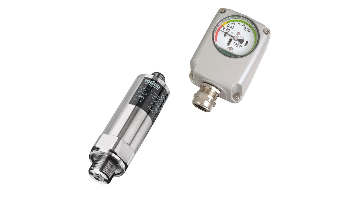 Logo SF6 Gas Density Monitoring