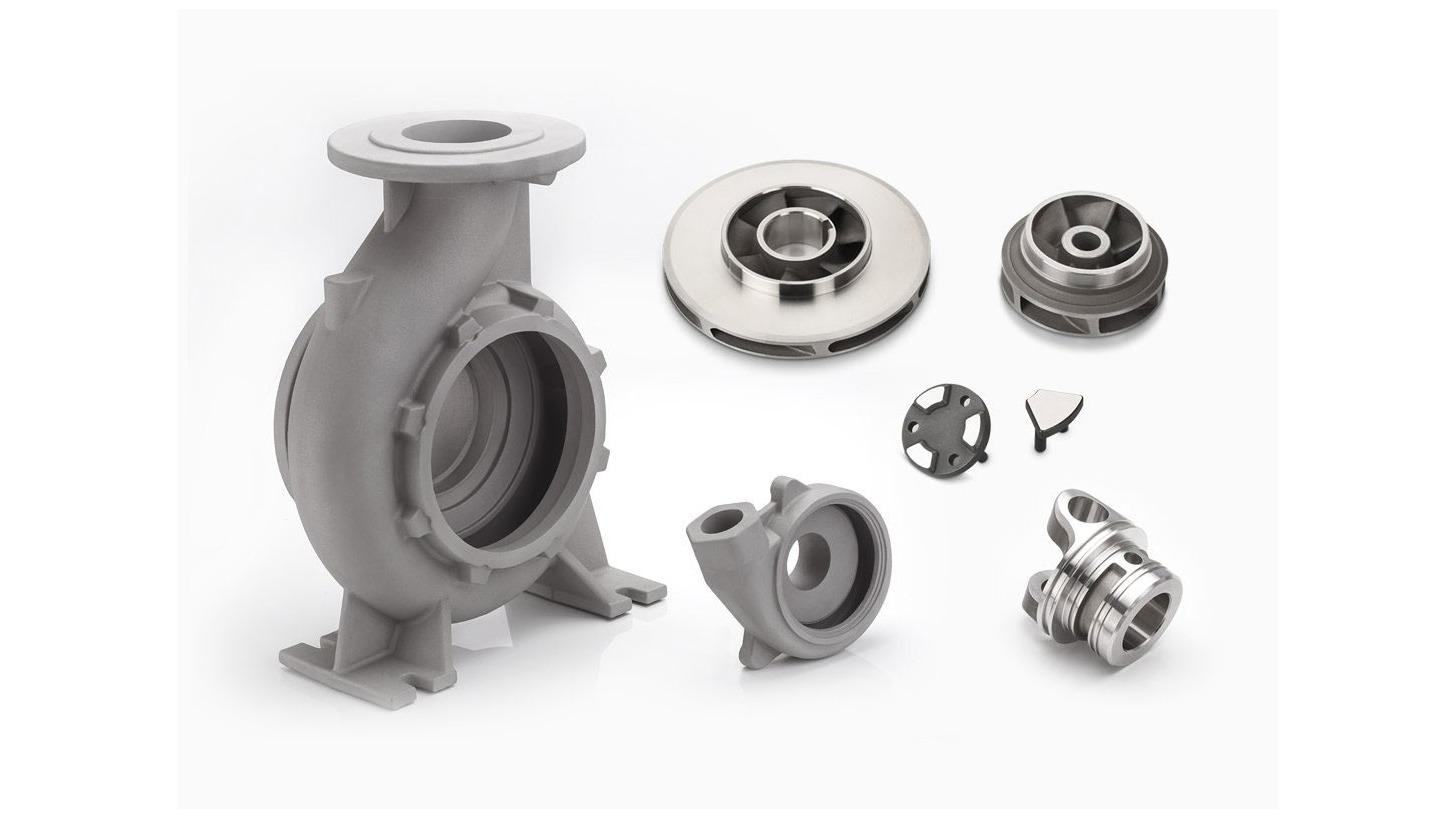 Logo Pump parts