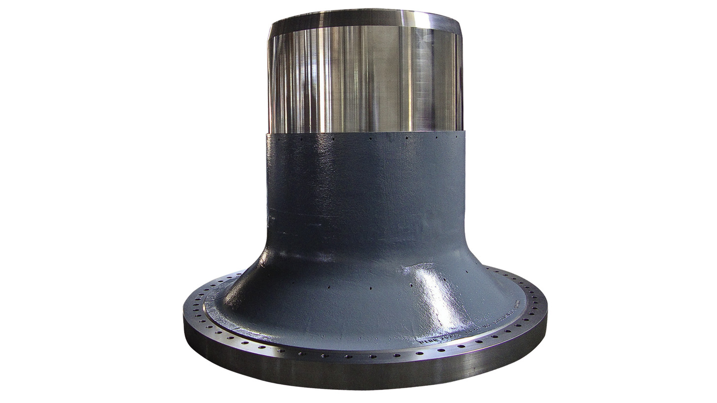 Logo Steel Casting